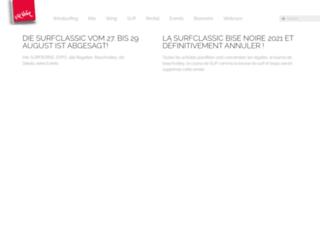 bisenoire.ch screenshot