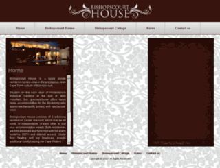 bishopscourthouse.co.za screenshot