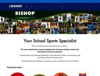 bishopsport.co.uk screenshot