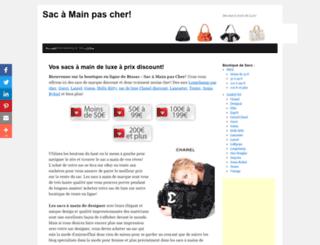 bissac.com screenshot