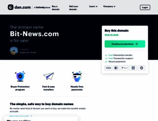 bit-news.com screenshot
