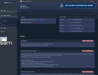 bitcoin-cloud.eu screenshot