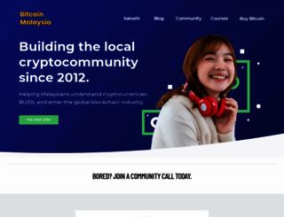 bitcoinmalaysia.com screenshot