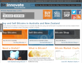 bitinnovate.com screenshot