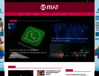 bitmat.it screenshot