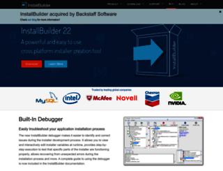 bitrock.com screenshot