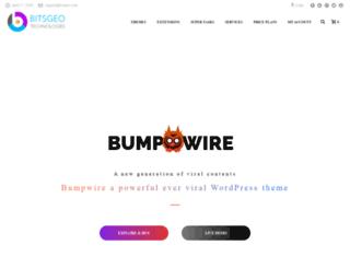 bitsgeo.com screenshot