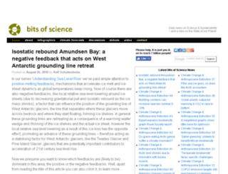 bitsofscience.org screenshot