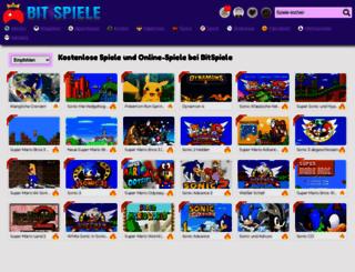 bitspiele.de screenshot
