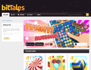 bittales.com screenshot