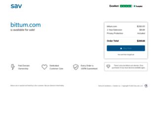 bittum.com screenshot