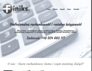 biurorachunkoweszczecin.com screenshot