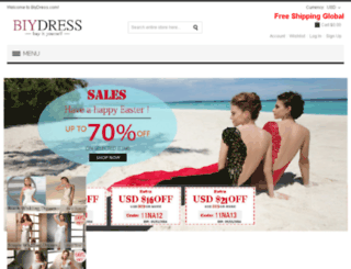 biydress.com screenshot