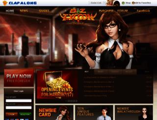 biz.clapalong.com screenshot