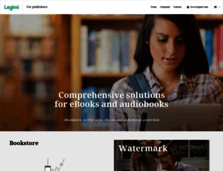 biz.legimi.com screenshot