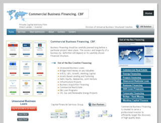 bizfinance.biz screenshot