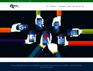 bizidentity.net screenshot