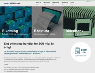 bizisland.dk screenshot