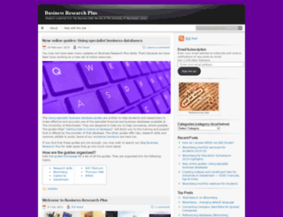 bizlib247.wordpress.com screenshot
