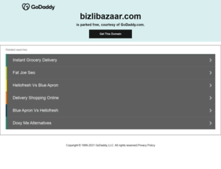 bizlibazaar.com screenshot