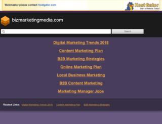 bizmarketingmedia.com screenshot