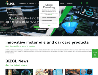 bizol.com screenshot