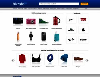 bizrate.co.uk screenshot