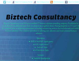 biztechconsultancy.flavors.me screenshot