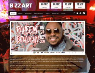 bizzartclub.com screenshot