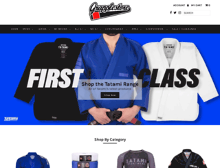 bjjgioutlet.co.uk screenshot