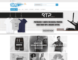 bk.printwear.de screenshot