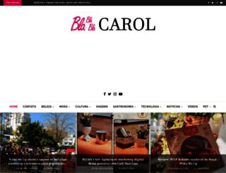 blablablacarol.com screenshot