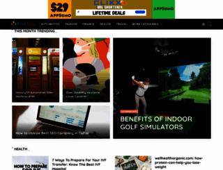 blabtime.com screenshot