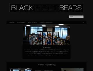 blackbeltbeads.com screenshot