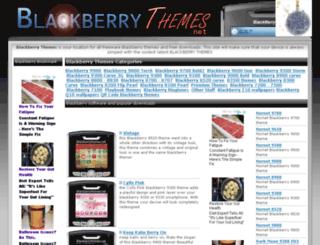 blackberrythemes.net screenshot
