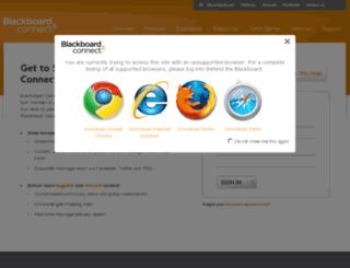 blackboardconnected.com screenshot