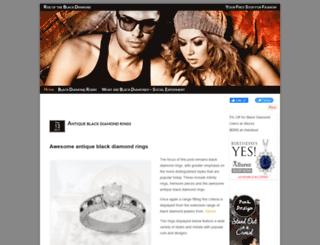 blackdiamondgemstone.com screenshot