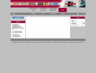 blackfire3.ibyznys.cz screenshot