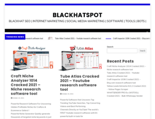 blackhatspot.com screenshot