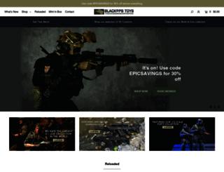 blackopstoys.com screenshot