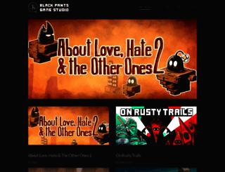 blackpants.de screenshot