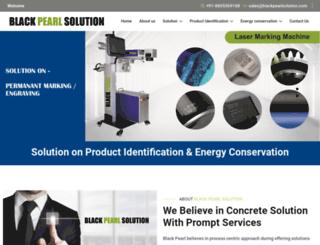 blackpearlsolution.com screenshot