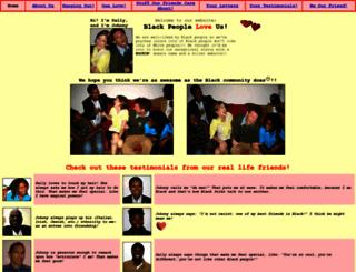 blackpeopleloveus.com screenshot