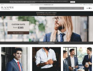 blackpier.com screenshot