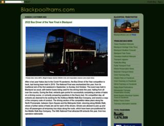 blackpooltram.blogspot.co.uk screenshot