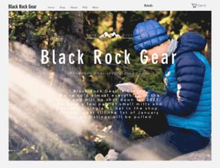 blackrockgear.com screenshot