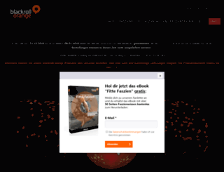 blackroll-orange.de screenshot