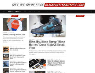 blacksheepnc.com screenshot