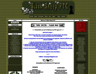 blacksheepptc.info screenshot