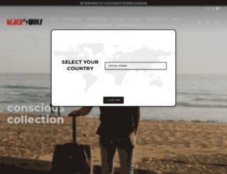 blackwolf.com.au screenshot